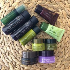 Innisfree best sampler of 10 products, new